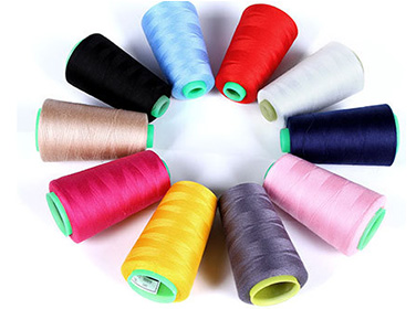 High tenacity sewing thread
