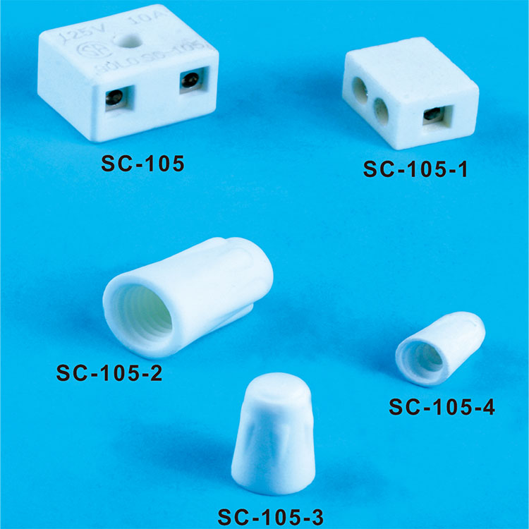 Ceramic terminal block series